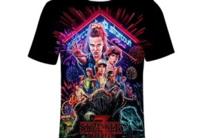 comprar camisetas stranger things